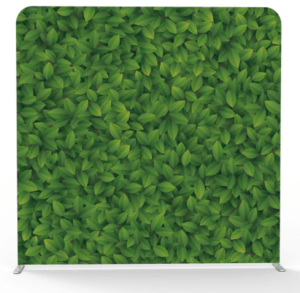 hedge wall 3d backdrop